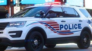 081419 dc police car squad car generic