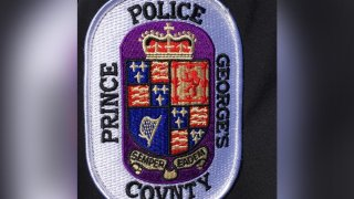 Prince George's County Police Department shield