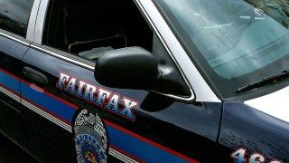 111808 fairfax police car