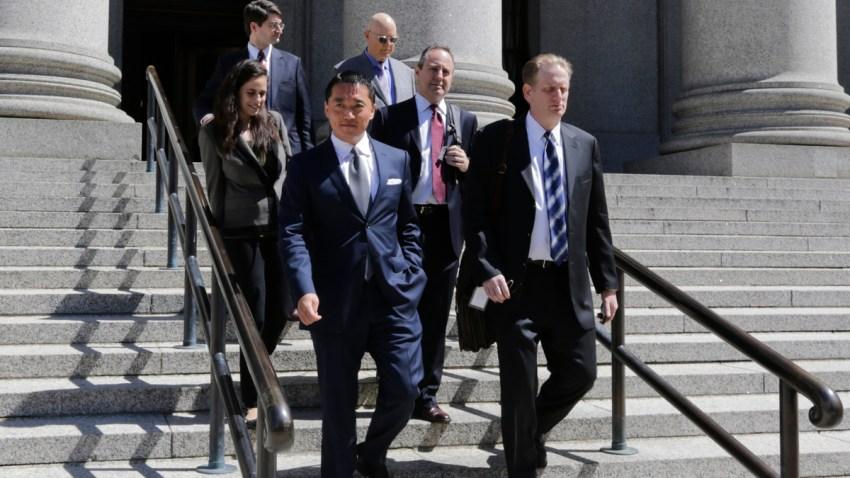 Wall Street Exec-Sex Harassment Trial