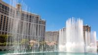Vuelve la magia a Las Vegas con el famoso show de fuentes del Bellagio