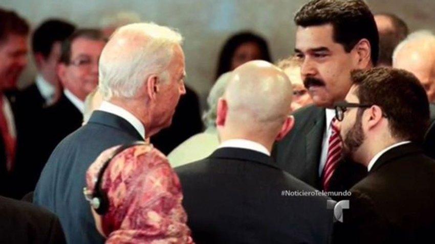 Biden-Maduro