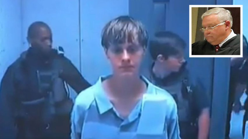 Dylann-Roof-juez-James-B-Gosnell-Jr.