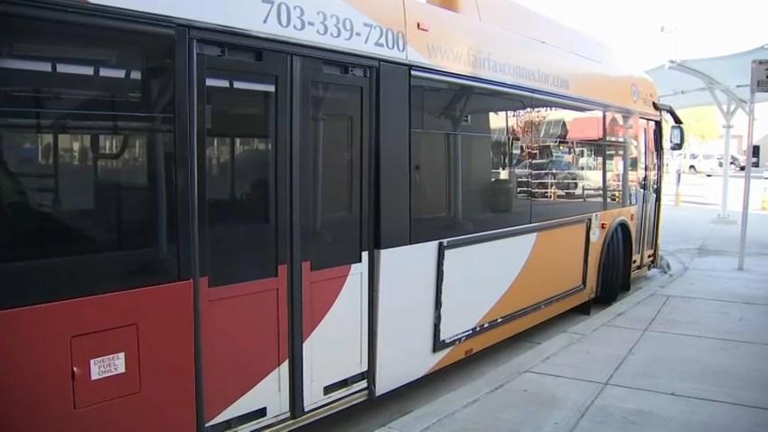 Fairfax Connector Bus 111119