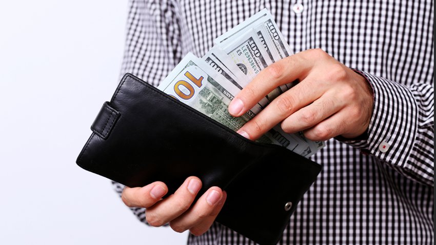 Generic wallet StoryBlocks