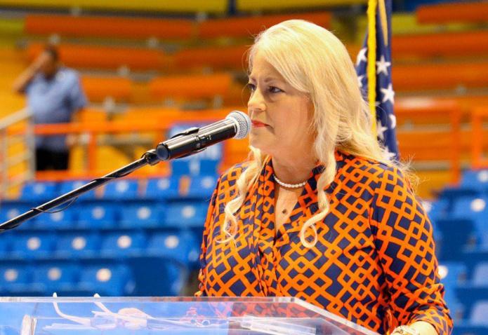 Imagen de la gobernadora Wanda Vázquez