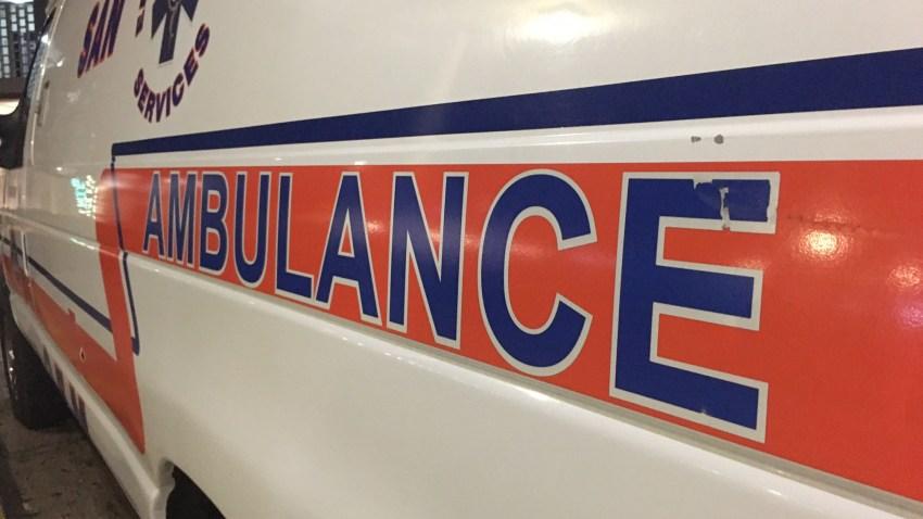 Foto genérica de ambulancia