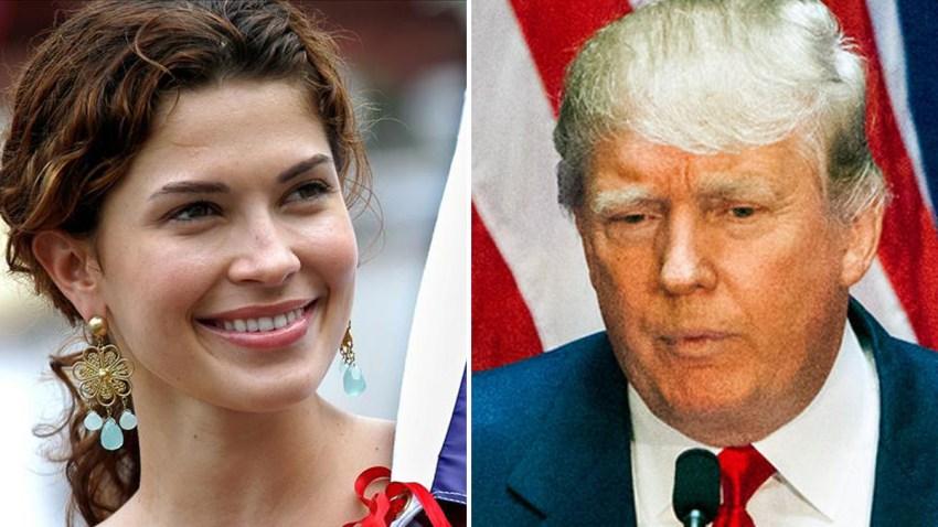 Justine-Pasek-Donald-Trump