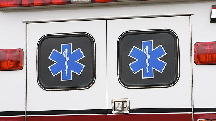 Imagen básica de una ambulancia