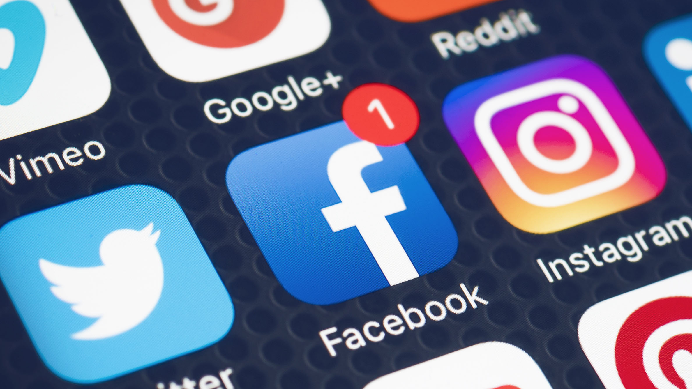 Nuestras cuentas de redes sociales