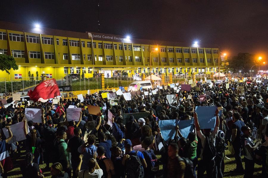TLMD-JCE-protestas-EFE