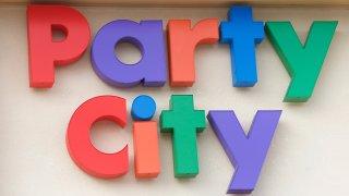 TLMD Tienda Party City logo