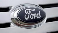 Riesgo de accidentes: Ford llama a revisión más de 700,000 autos