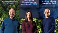 Microsoft hace agresiva promesa ecológica ¿La cumplirá?