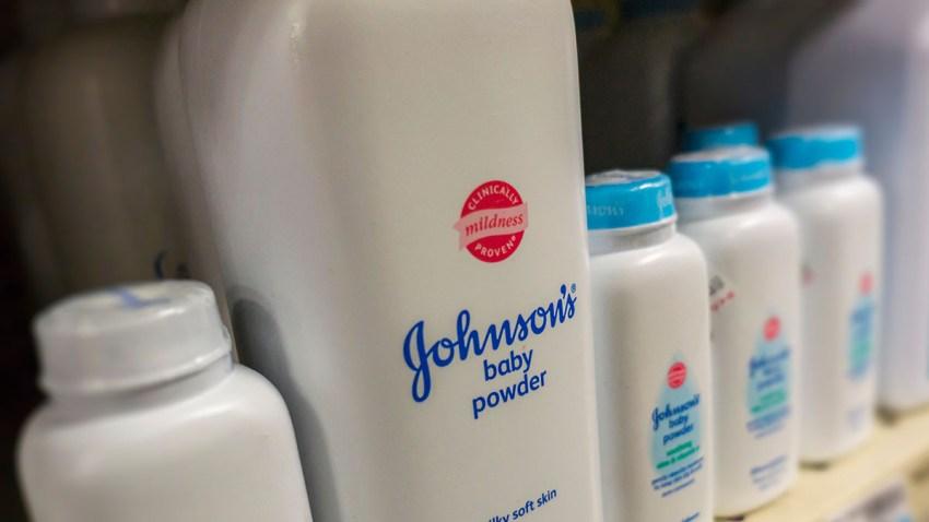 Johnson & Johnson retira talco de bebé por presencia de asbestos ...