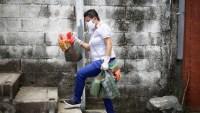 Alma, la solidaria trabajadora sexual que lleva alimentos a sus compañeras en medio de la pandemia