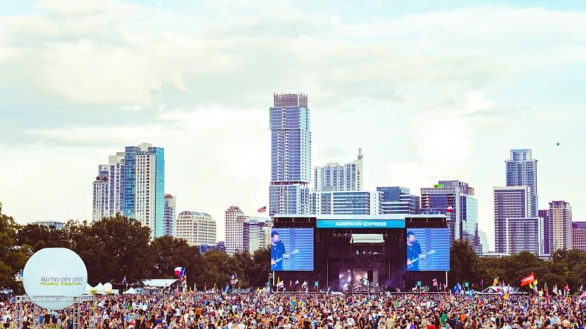 Festival Austin City Limits en Austin