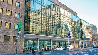 Bellevue Hospital, New York City, New York, USA