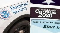 Seguridad Nacional compartirá con Oficina del Censo datos sobre ciudadanía