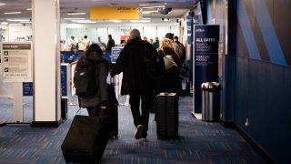Aeropuerto LaGuardia, foto genérica