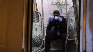 DC Metro face mask