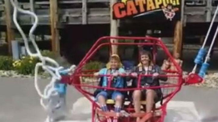 dells catapult ride