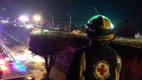 Avión de uso médico se estrella en aeropuerto de Manila; hay 8 muertos