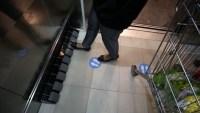 Un ascensor sin botones para que no tengas que tocar nada con tus manos