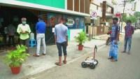 Compras sin salir de casa ni aplicaciones: este robot te hace el mandado