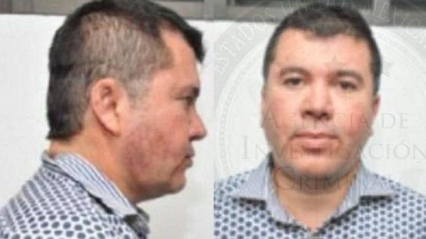 Líder de Los Cuinis, preso en México.