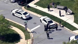 Montgomery County police respond to officer-involved shooting