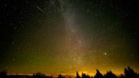 Lluvia de meteoritos, un espectáculo que no te puedes perder esta semana