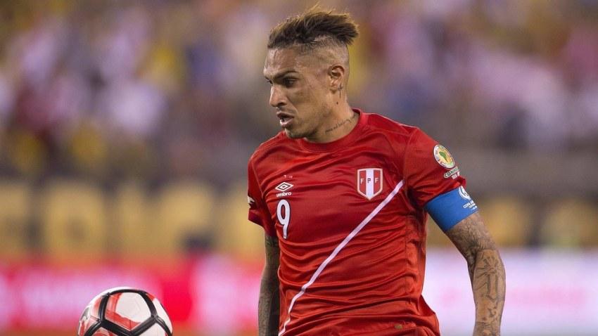 [Copa America] Guerrero vuelve con Perú rumbo a Copa América