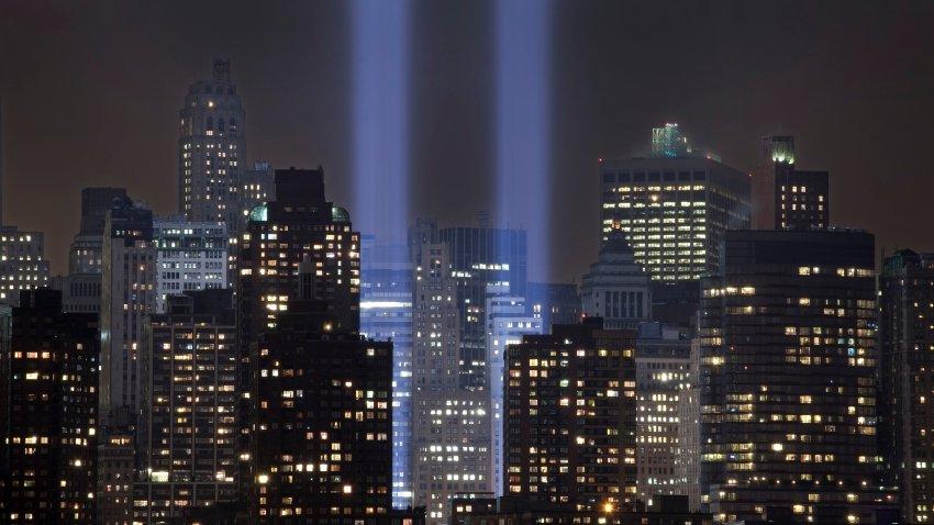 Sept 11 Tribute in Light