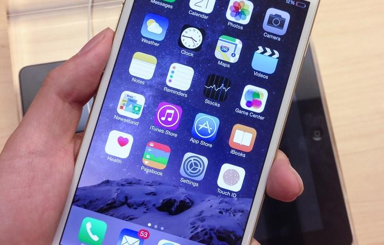 iPHONE 6 Plus recall