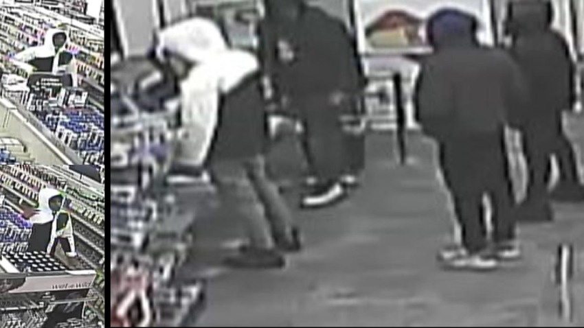suspects in assault and robbery
