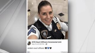 Oficial de corte de NY suspendida tras presunta publicación racista de Obama