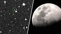 En video: descubren una nueva Luna que orbita la Tierra
