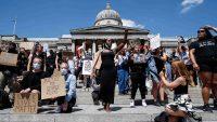 El mundo entero protesta contra el racismo y la muerte de George Floyd