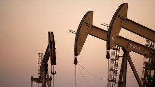 Plataformas petroleras