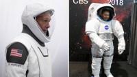 Por qué son tan distintos los nuevos trajes espaciales