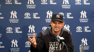 [NBC Sports] Yankees manager Aaron Boone using Red Sox title as motivation in 2019