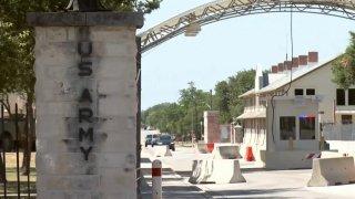 Fort Sam Houston en San Antonio