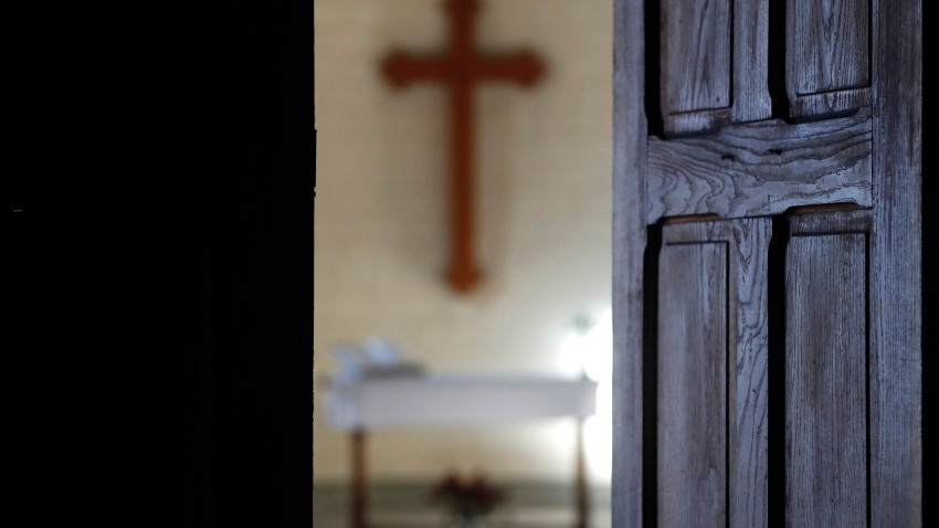 Silencio en la Iglesia