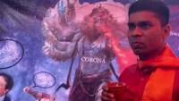"Protección divina: le rezan a ""Corona Mai"", la diosa del coronavirus"