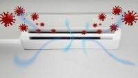 ¿Se puede transmitir el coronavirus a través del aire acondicionado?
