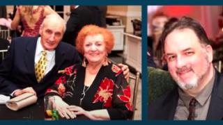 Larry, Vicki and John Freda