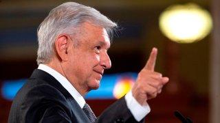 Presidente de México, AMLO