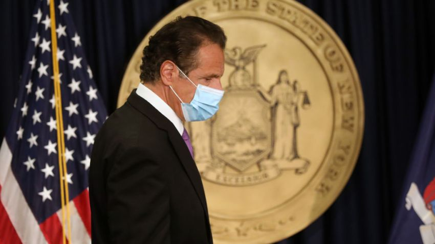 andrew cuomo mask