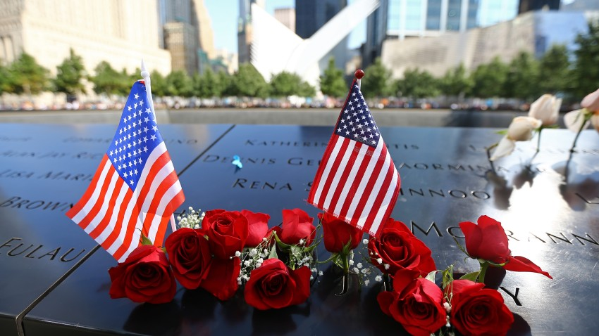 Homenaje del 11 de septiembre